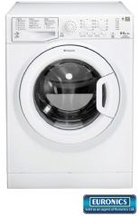 Hotpoint Aquarius 8kg Wash 6kg Dry 1400rpm Washer Dryer FDEU8640P (White)